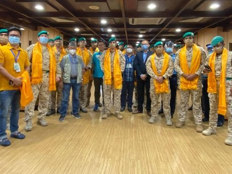 Nepal Tourism Recovery Task Force
