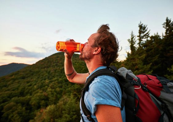 Healthy Drinking Water During Travel